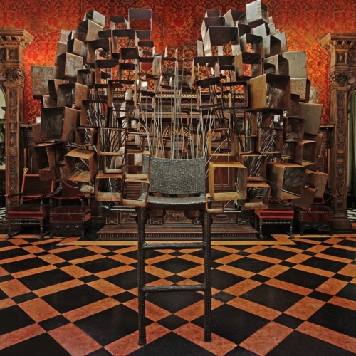 Nacho Carbonell - Library Chair