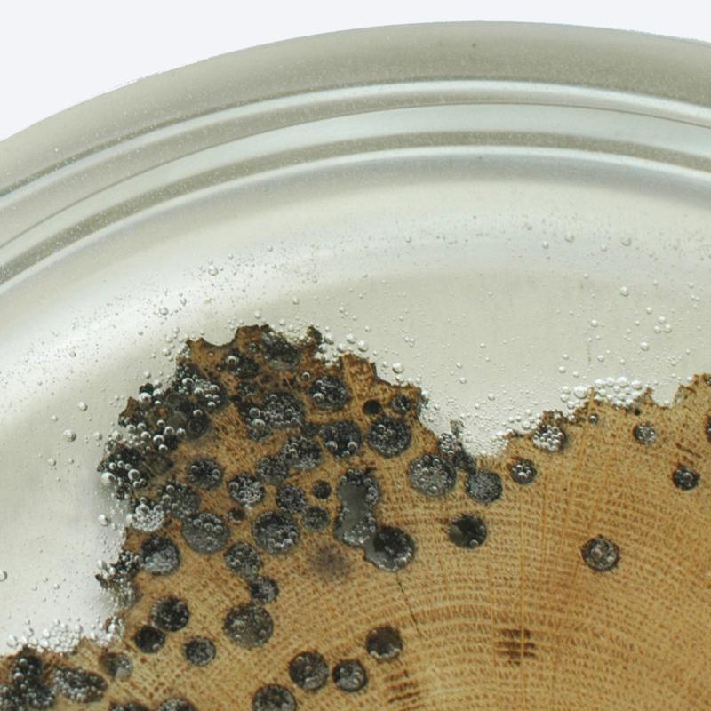 Alcarol - Burano Plate Ø 37 Transparent