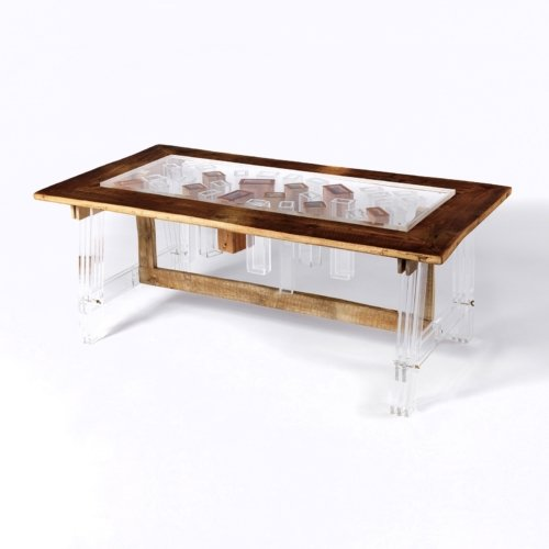 Hillsideout - Blooming Skyline Coffee Table
