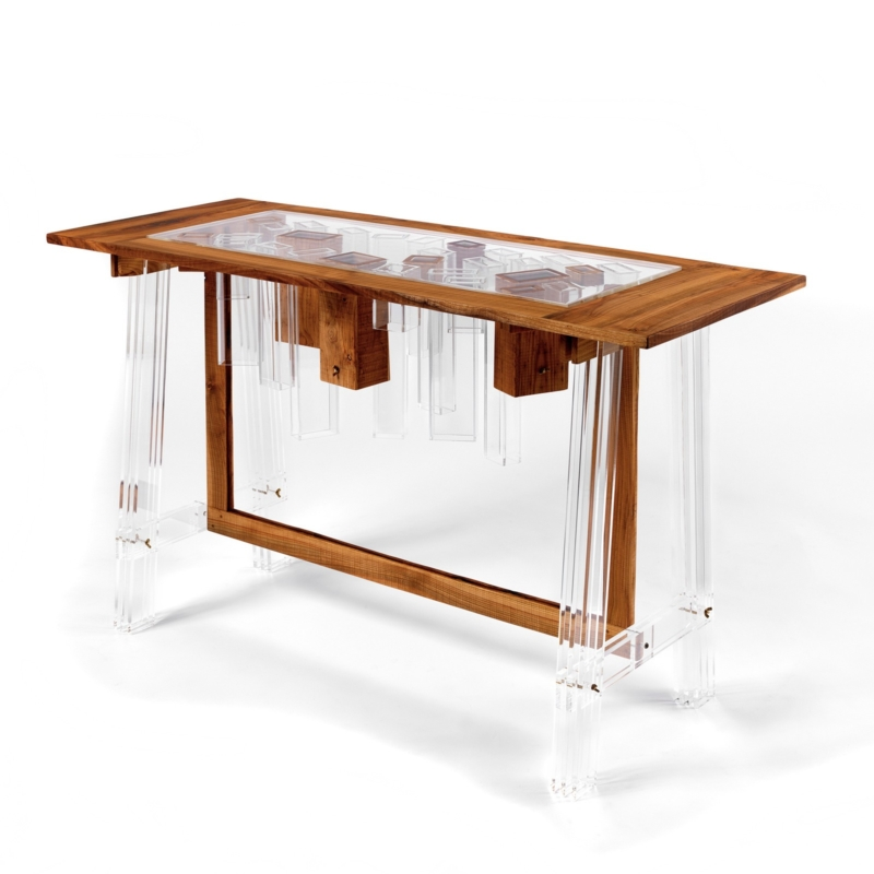 Hillsideout - Blooming Skyline Console