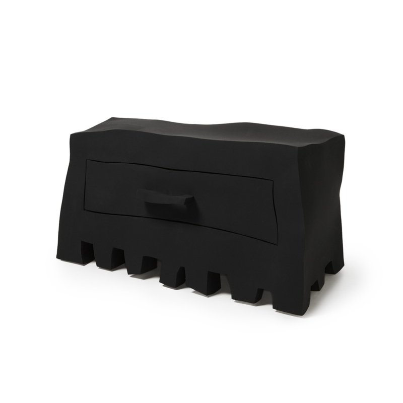 Maarten Baas - Sculpt Drawer - Black