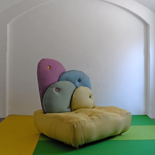 Nacho Carbonell - Fabric Sofa - Sunbrella Edition