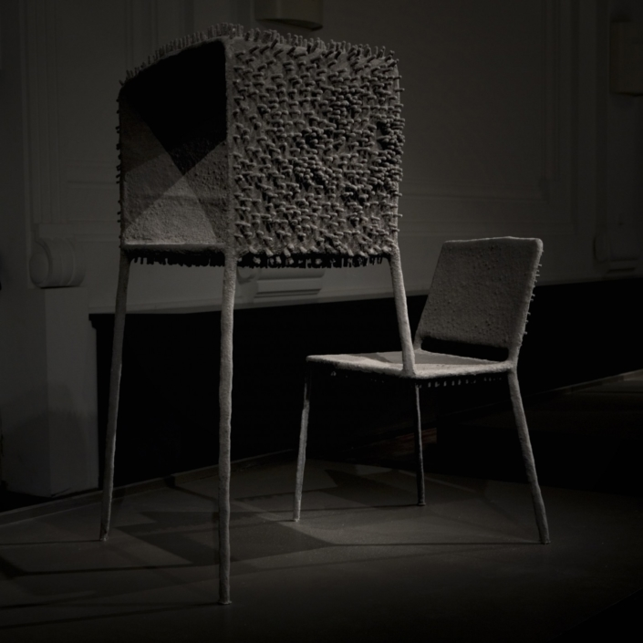 Nacho Carbonell - Diversity N° 10 - MDF Dust Edition