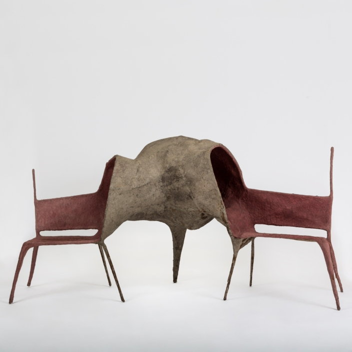 Nacho Carbonell - Lovers Chair - Evolution Collection