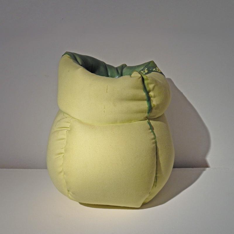 Nacho Carbonell - Fabric Vase 1 - Sunbrella Edition