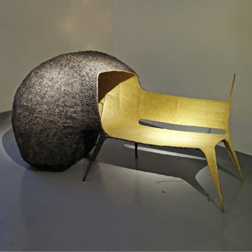 Nacho Carbonell - The Bench - Evolution Collection