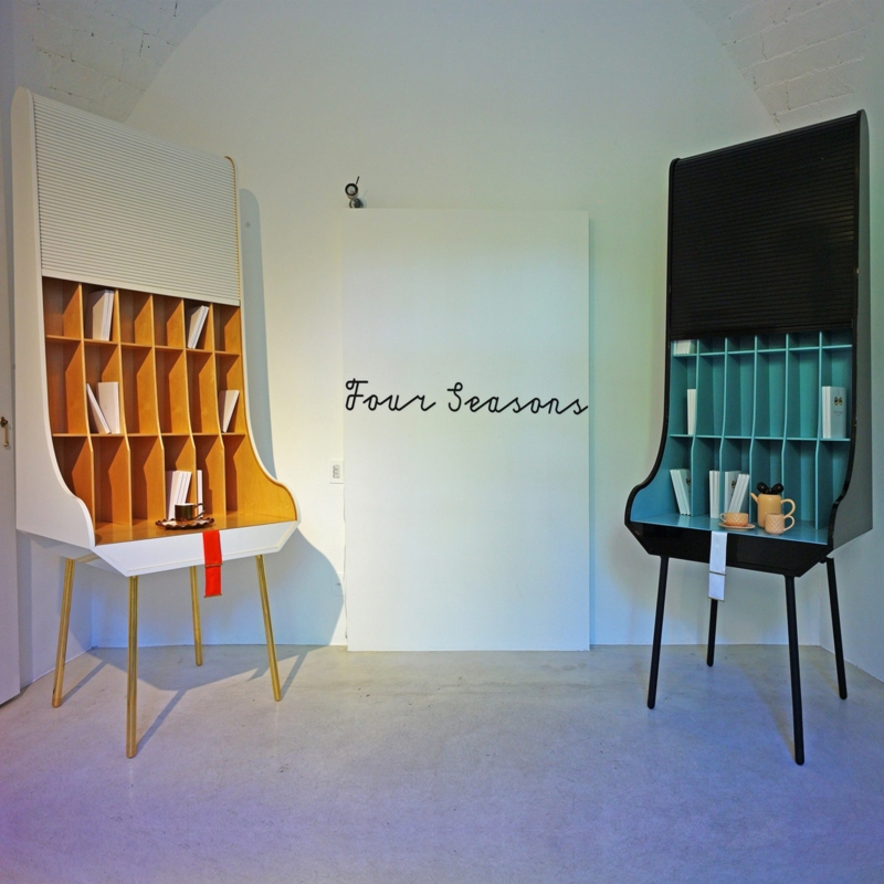 Nika Zupanc - Secretaria Desks