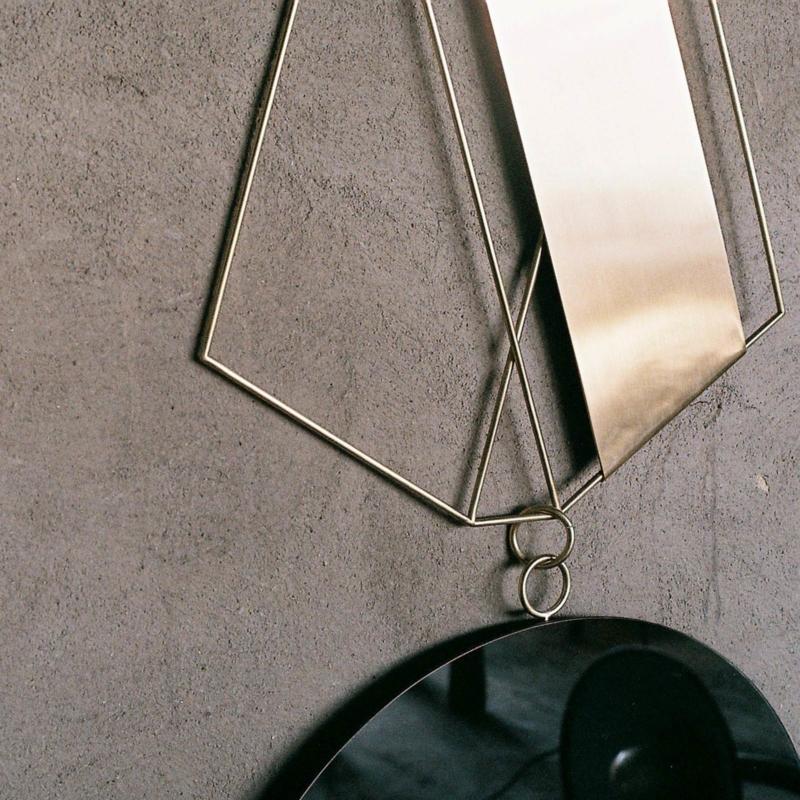 Rooms - Medallion Mirror n3