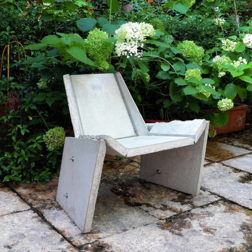 Martin Schuurmans - Concrete Chair