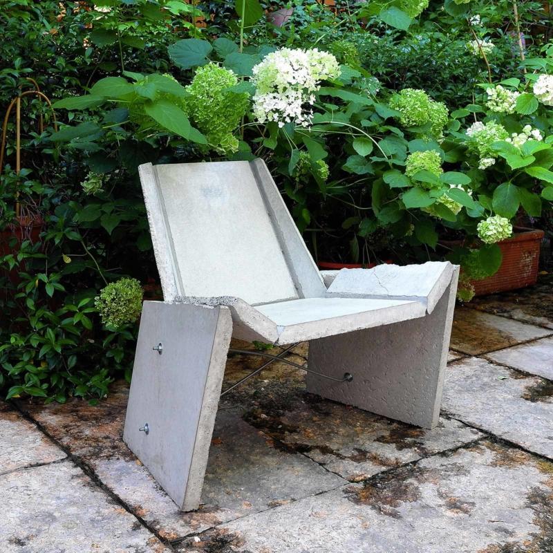 Martin Schuurmans - Concrete Chair