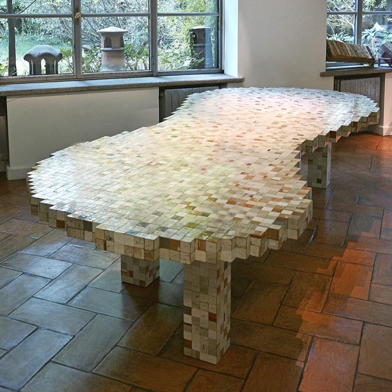 Piet Hein Eek - Waste - Waste Conference Table