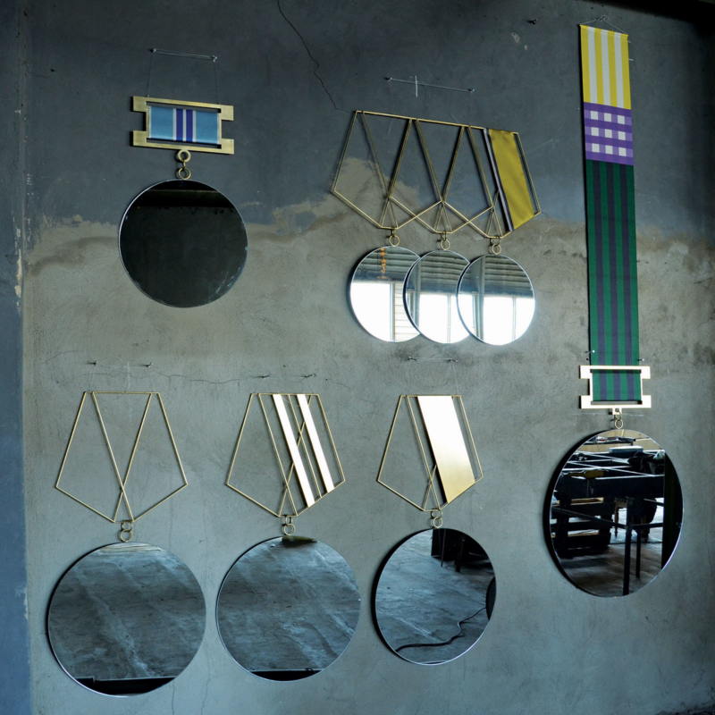 Rooms - Medallion Mirrors