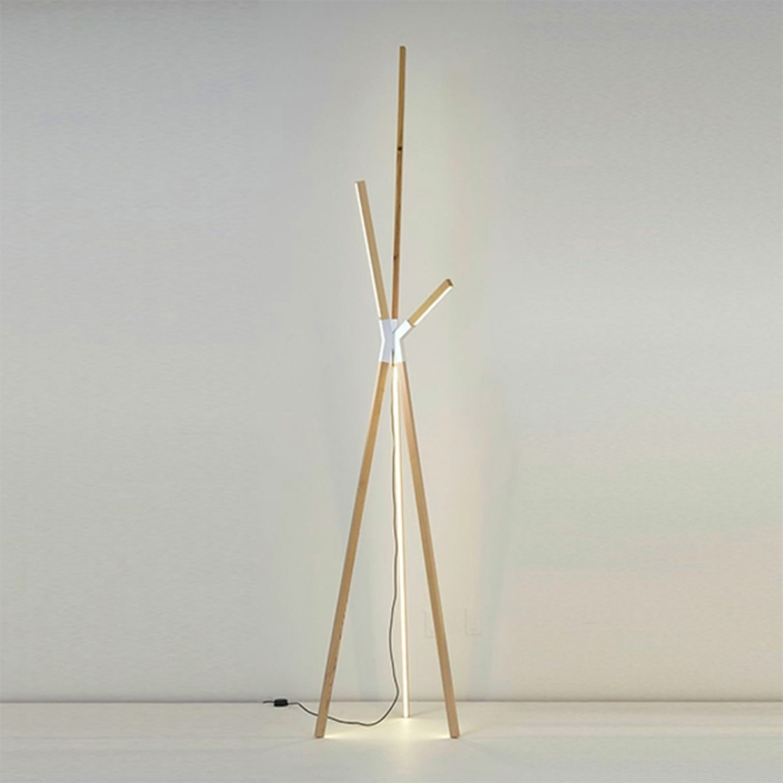 Rux - Stickbulb Big Floor Bang Lamp