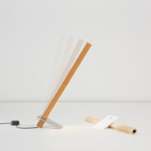 Rux - Stickbulb Table Torch Lamp – X Collection