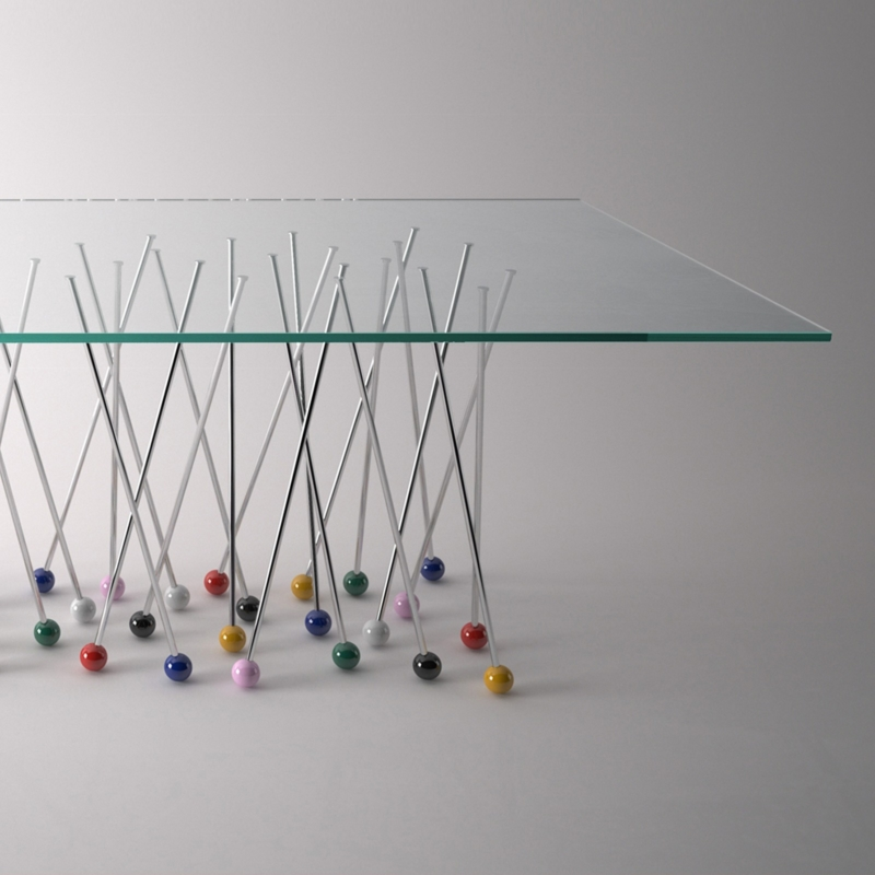 Daniele Ragazzo - Liaison Table – Rectangular 230 cm
