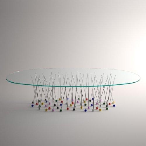 Daniele Ragazzo - Liaison Table – Oval