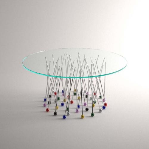 Daniele Ragazzo - Liaison Table – Circular Ø 160 cm