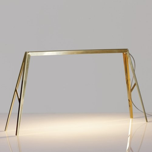 Francesco Meda - Bridge Lamp – Large – Brass