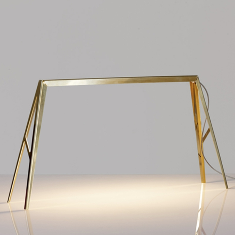 Francesco Meda - Bridge Lamp – Large – Brass
