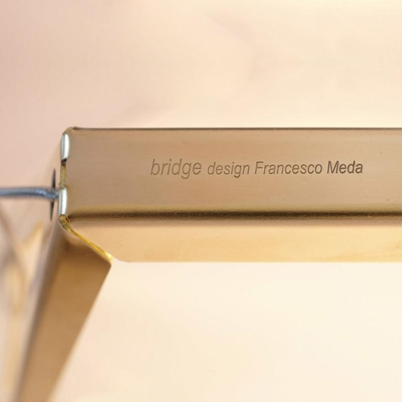 Francesco Meda - Bridge Lamp – Brass