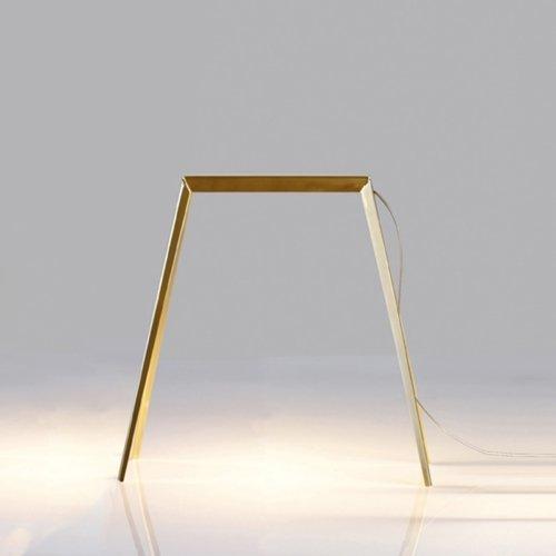 Francesco Meda - Bridge Lamp – Small – Brass