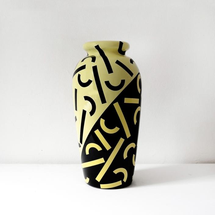 Alessandro Mendini - Velzna I Vase - Prototype