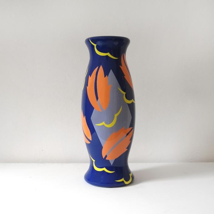 Alessandro Mendini - Diderot Vase - Blue - Prototype