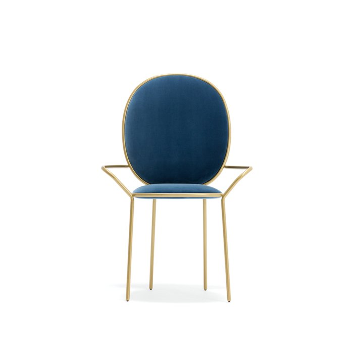 Nika Zupanc for Sé - Stay Dining Armchair