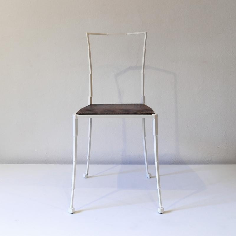 Dulio Forte - Freyja Chair - White