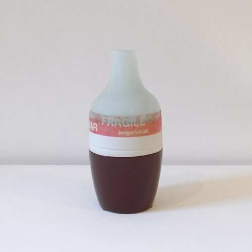 Hella Jongerius - Long Neck Bottle - Red Tape
