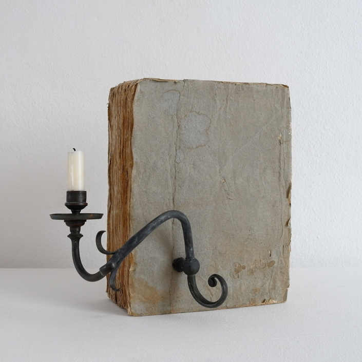 James Plumb - Book Sconce