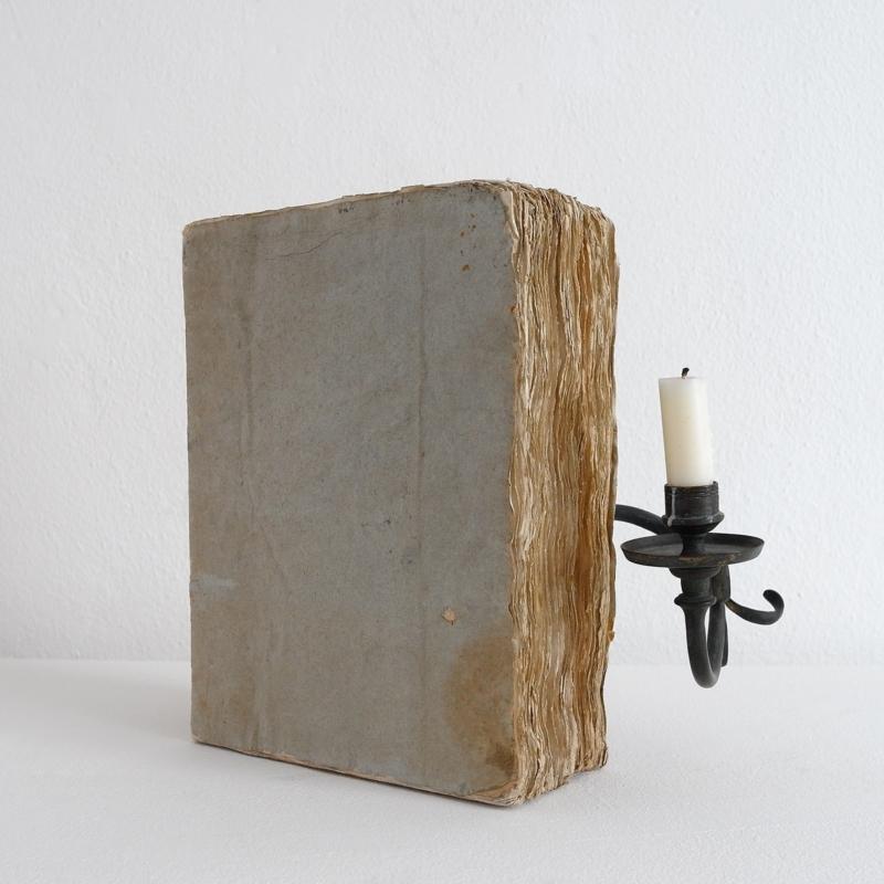 James Plumb - Book Sconce