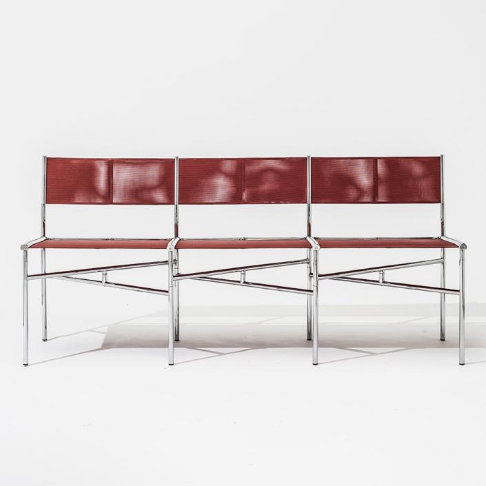 Laurence Humier - Meeting Chairs – 3 Batyline Seats