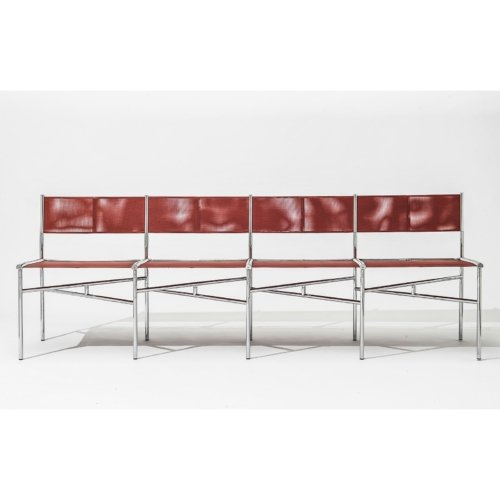 Laurence Humier - Meeting Chairs – 4 Seats