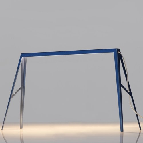 Francesco Meda - Bridge Lamp – Large – Blue