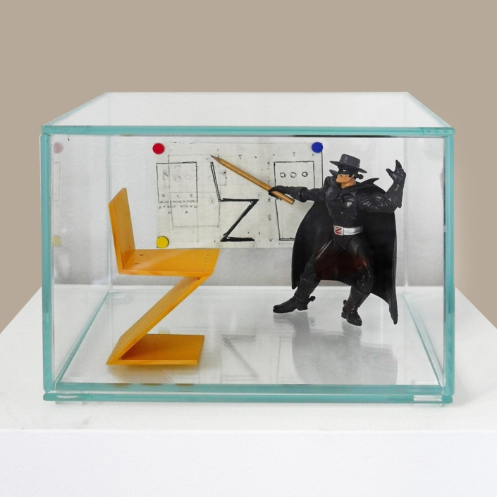 G+G - ZIG ZAG / RIETVIELD