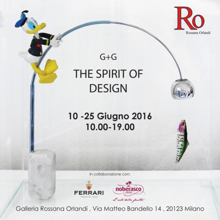 G+G - The Spirit Of Design Exhibition