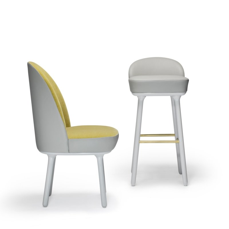 Jaime Hayon for Sé - Beetley Chair and Bar Stool