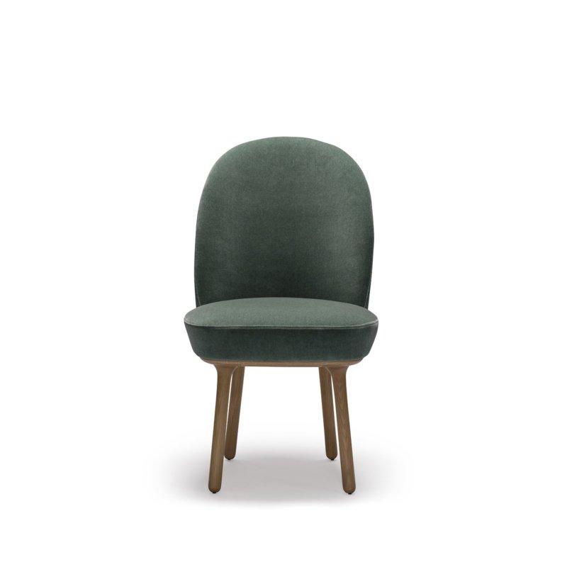 Jaime Hayon for Sé - Beetley Chair - Natural Oak Legs