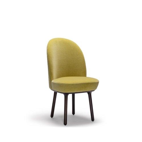 Jaime Hayon for Sé - Beetley Chair - Dark Oak Legs