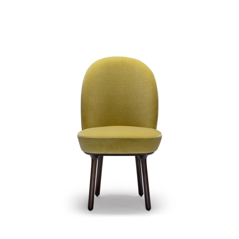 Jaime Hayon for Sé - Beetley Chair - Dark Oak Legs