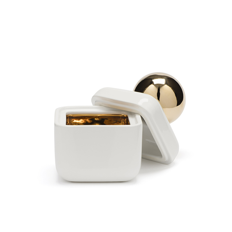 Nika Zupanc for Sé - Whisper Box – Petite - Glossy White