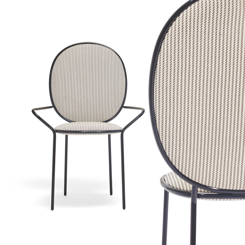 Nika Zupanc for Sé - Stay Dining Armchair - Outdoor