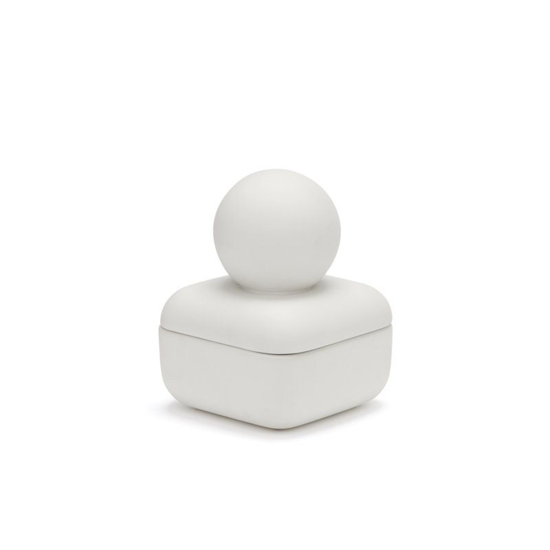 Nika Zupanc for Sé - Whisper Box – Mini - Satin White