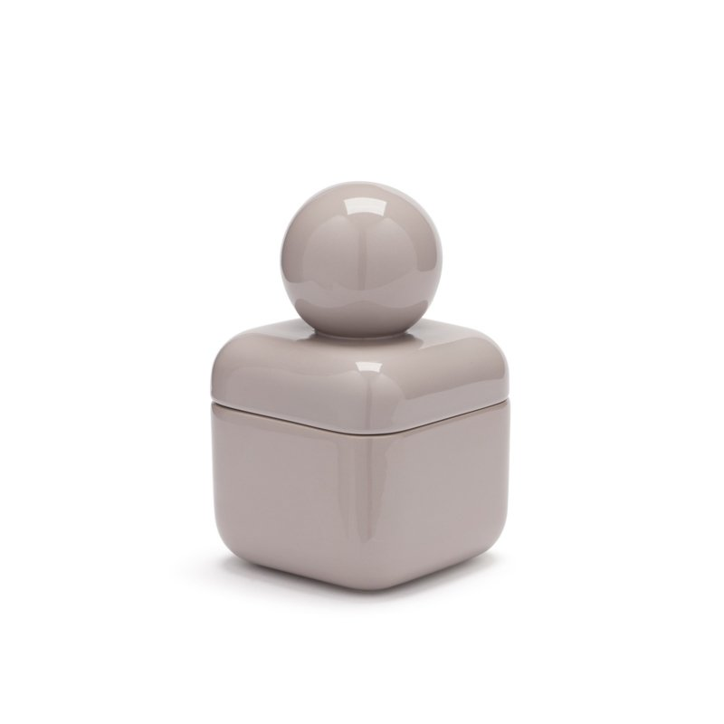 Nika Zupanc for Sé - Whisper Box – Petite - Glossy Lilac Grey