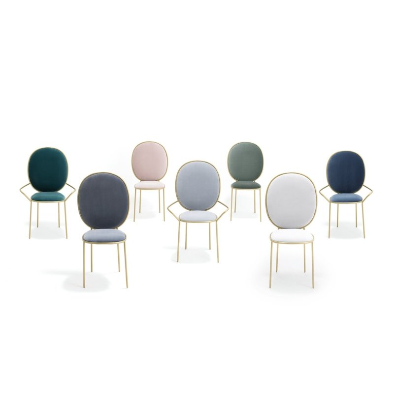 Nika Zupanc for Sé - Stay Dining Chairs
