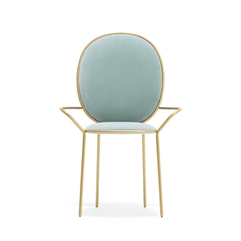 Nika Zupanc for Sé - Stay Dining Armchair – Lago