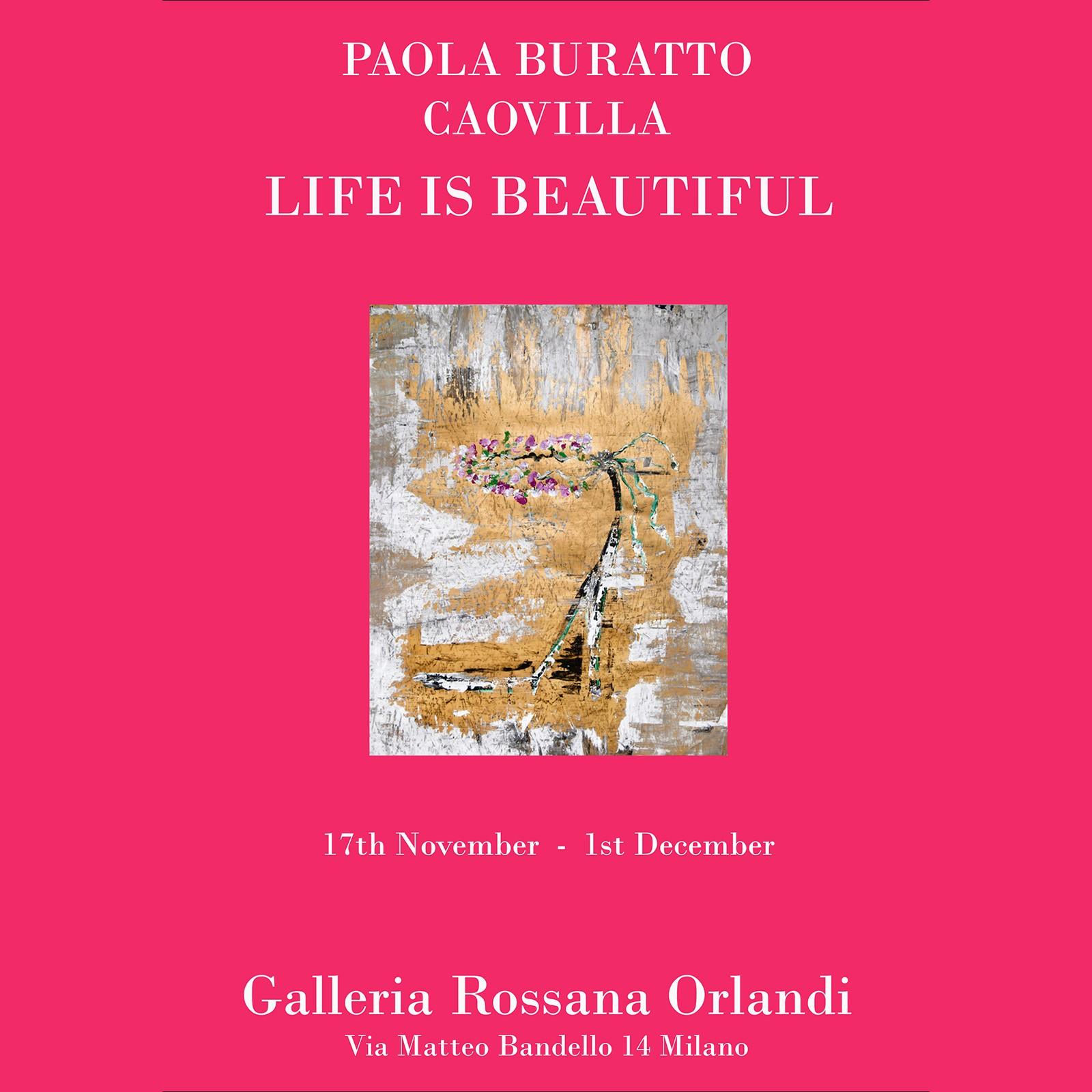 Paola Buratto Caovilla - Life Is Beautiful