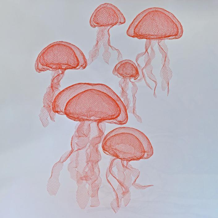 Benedetta Mori Ubaldini - Jellyfish