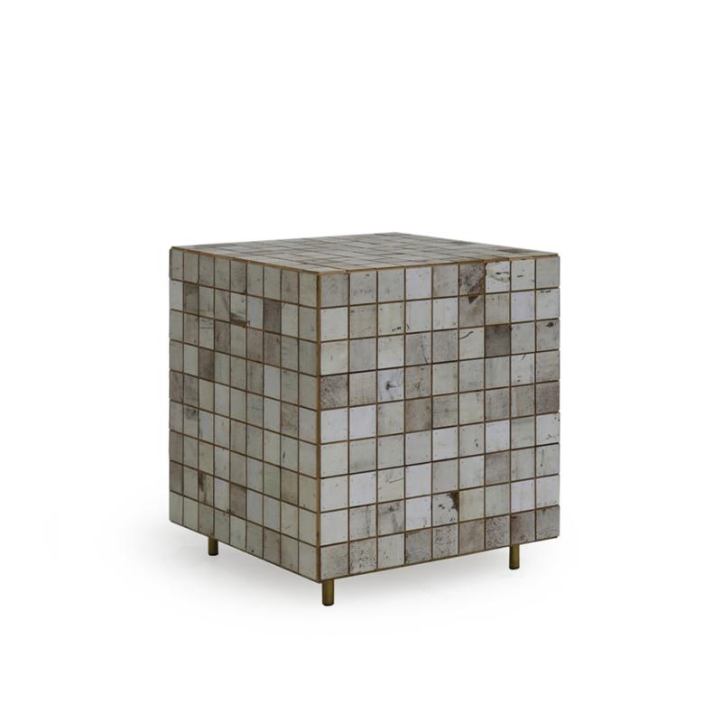 Piet Hein Eek - Waste Tile Cube Cabinet